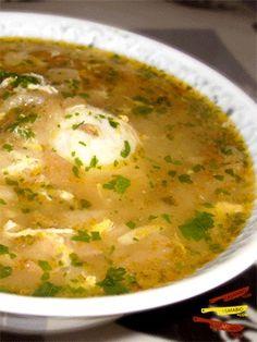 Casa Fabio - Recettes de Cuisine Italienne, Recettes Espagnoles & Cuisine du Monde: Soupe à l'ail