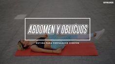 En este artículo te mostraremos una buena rutina que te ayudará a fortalecer tu abdomen.