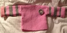 Baby knitting - 3-6 months  for Esther Rose