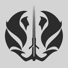 Star Wars Characters Pictures, Star Wars Images, Star Wars Tattoo, Star Tattoos, Grey Jedi Symbol, Gray Jedi Code, Symbol Tattoos, Star Wars Art, Tattoo Designs Men