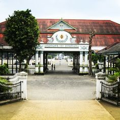 Keraton Kasultanan Ngayogyakarta Hadiningrat or better known by the name of Yogyakarta Palace, Indonesia. @getourguide cat cat (Getourguide.com) on Instagram. Make your own itinerary at getourguide.com