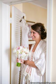 Inn at Longshore Wedding | Photography by Dana Cubbage Weddings | Wedding Hair and Makeup by Dana Bartone and Company