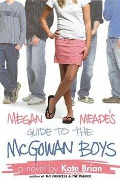 CountyCat - Title: Megan Meade's guide to the McGowan boys