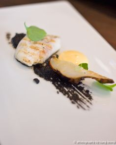 Can't wait to try there... Grilled monkfish.