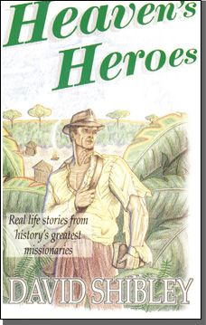 Heaven's Heroes: Teaching geography through missions.  The lives of 22 men and women who gave up their own lives to become missionaries for God are examined in this book.