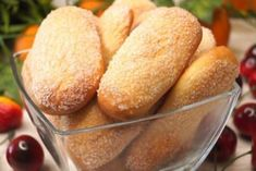 Быстрое печенье на кефире. Очень просто и вкусно - Вкусная Выпечка