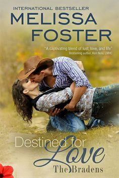 Destined for Love by Melissa Foster! Review and Giveaway http://www.espacularaiesa.com/2013/12/16/destined-love-melissa-foster-review-giveaway/