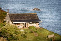 The Beach Hut Cornwall, Luxury Beach Hut by the Sea North Cornwall