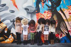 kids street style Quinn + Fox