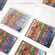 Palette de 100 ombres à paupières – Edition Noël (#75185) http://www.eyeslipsface.fr/produit-beaute/palette-de-100-ombres-a-paupieres-edition-noel