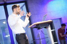 Vortrag zum Thema Webdesign und SEO in Berlin