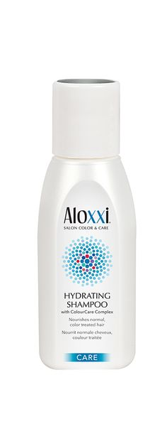 Aloxxi Care Hydrating Shampoo 45ml.