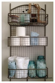 Merveilleux Guest Bathroom Makeover Reveal | Sherwin Williams Gray, Mirror Hanging And  Gray Vanity