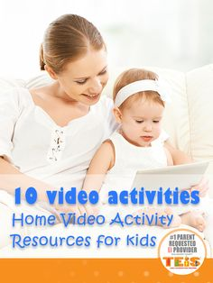 Video activities for your little ones from our early intervention therapists.