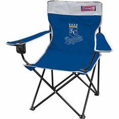 Coleman MLB Kansas City Royals Quad Chair, Multicolor