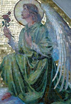 Невероятной красоты мозаика Mia Tavonatti - Ярмарка Мастеров - ручная работа, handmade