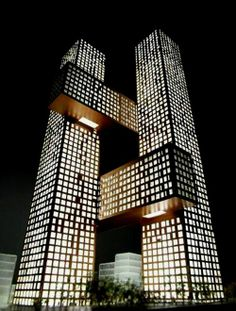Seoul architectural project