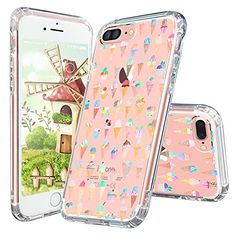 Mosnovo Ice Cream iPhone 7 Plus Case Collection ☞ http://amzn.to/2gd98kt#Mosnovo