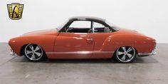 1964 Volkswagen Karmann Ghia for sale #1949186 - Hemmings Motor News