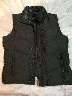 Grey vest medium