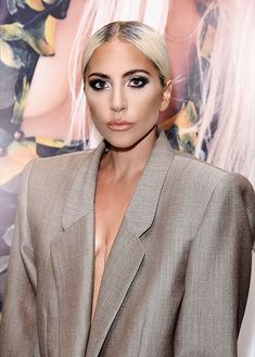 4a7aad4f4925 gaga-chronicles  October 15 2018 - Lady Gaga attends ELLEs Annual Women In  Hollywood Celebration presented by L Oreal Paris Hearts On Fire and CALVIN  KLEIN ...