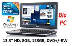 Dell Latitude E6330 13.3 Business Laptop PC Intel Core i5 Processor 2.70GHz 8GB DDR3 RAM 128GB SSD DVD/-RW Windows 7 Professional (Certified Refurbished) http://ift.tt/2jzsAqw