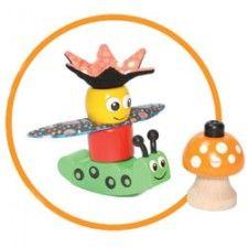 Leuk: GOTOY houten speelgoed | Babystuf