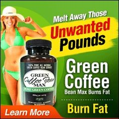 Green coffee bean extract, very pure, and helps to burn fat.