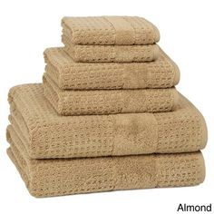 Turkish SPA Collection 6-Piece Towel Set - Overstock™ Shopping - Top Rated Bath Towels