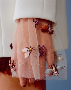 """chiffonandribbons: """"Christian Dior Couture S/S 2016 """""""