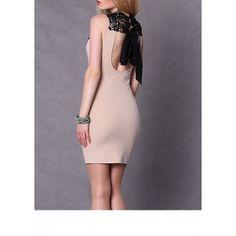 Evening dress model 29084 YourNewStyle