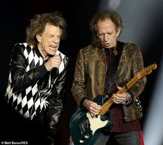 Mick Jagger took to the stage and performed for the first time since undergoing heart surgery in April, as the Rolling Stones resumed their U. Soldier Field, Mick Jagger, Rolling Stones, Rock N Roll, The One, Surgery, First Time, Chicago Usa, Concert