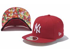 Jelly Beans New York Yankees KID'S 59Fifty by NEW ERA x MLB