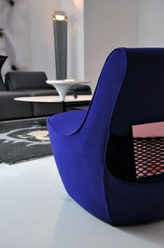 Tennis - Moroso - Tomek Rygalik Egg Chair, Tennis, Lounge, Small Armchairs, Furniture, Home Decor, Airport Lounge, Drawing Rooms, Decoration Home
