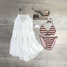 Outfit Inspirations! #bohochic #summerbikini #bohemian #boho #liberalstyle