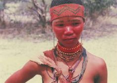 About the Saan-bushmen culture/history