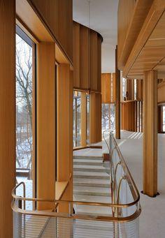 The Integral House,Cortesía de Shim-Sutcliffe Architects