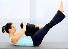 Everyday pilates: Stretching