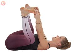 Try these yoga poses every day to stay flexible and relaxed.