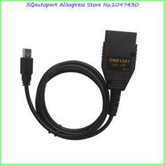 XQautopart 1pc CMD CAN Flasher V1251 CMD EDC16 CAN Flasher v1251 CMD flash 1251 ecu chip tuning tool