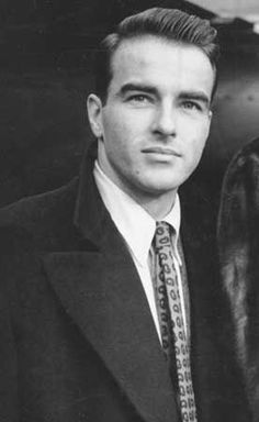 montgomery clift   holy hottness