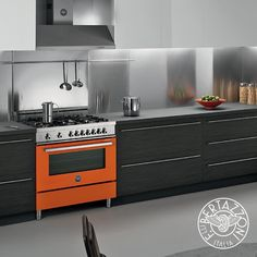 Whether your kitchen is compact or spacious, contemporary or traditional, Bertazzoni has the cooking machine package to suit. Orange Is The New Black, Buffet, Kitchen Cabinets, Colours, Traditional, Contemporary, Storage, Furniture, Home Decor