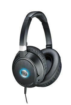 Audio-Technica ATH-ANC70 QuietPoint CUFFIE Elettronica Di Consumo 12886a89a313