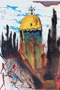 Romeo y Julieta (1975):   9 Obras de Salvador Dalí que casi nadie conoce