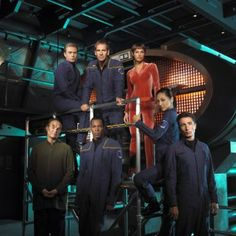 Star Trek: Enterprise.