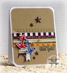 Pickled Paper Designs: Reverse Confetti: June Blog Hop
