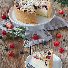Rezeptideen Wiener Zucker Cheesecake, Dairy, Desserts, Food, Yogurt, Sugar, Pies, Dessert Ideas, Food Food