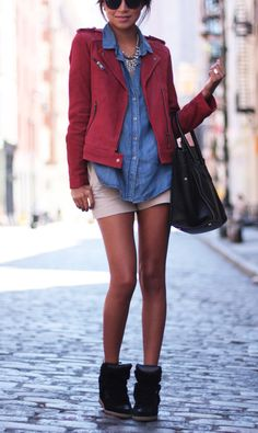 street fashion #style #effortless #weekend #casual #chic #outfit