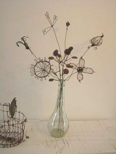 (5) ana-moraes.blogspot.com | Fil de Fer - Meu trabalho | Pinterest