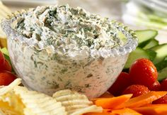 Spinach Onion Dip